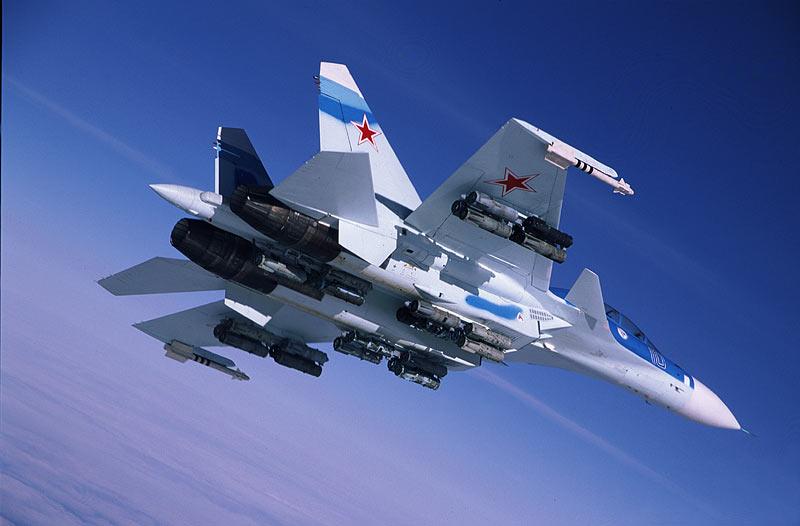 Су-30МКИ успел «повоевать» со многими западными истребителями