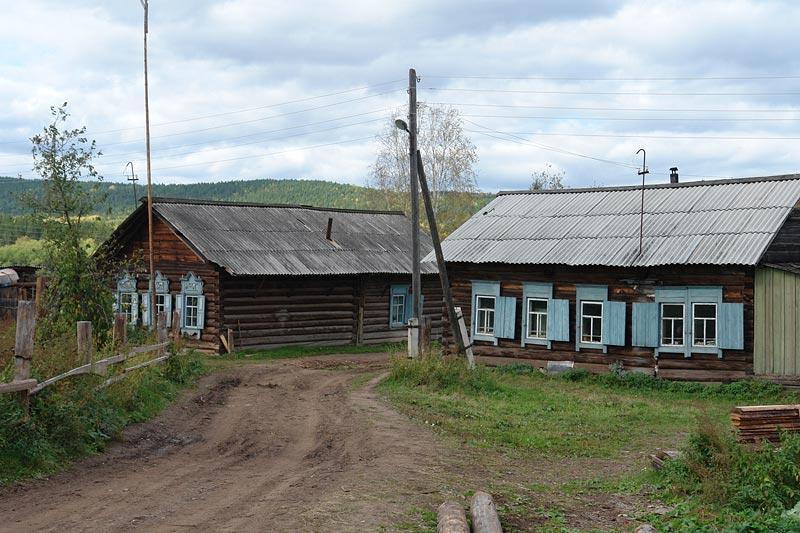 Деревня салтыкова деревянные дома