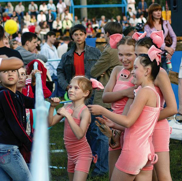 Спортивный праздник с папой в детском саду