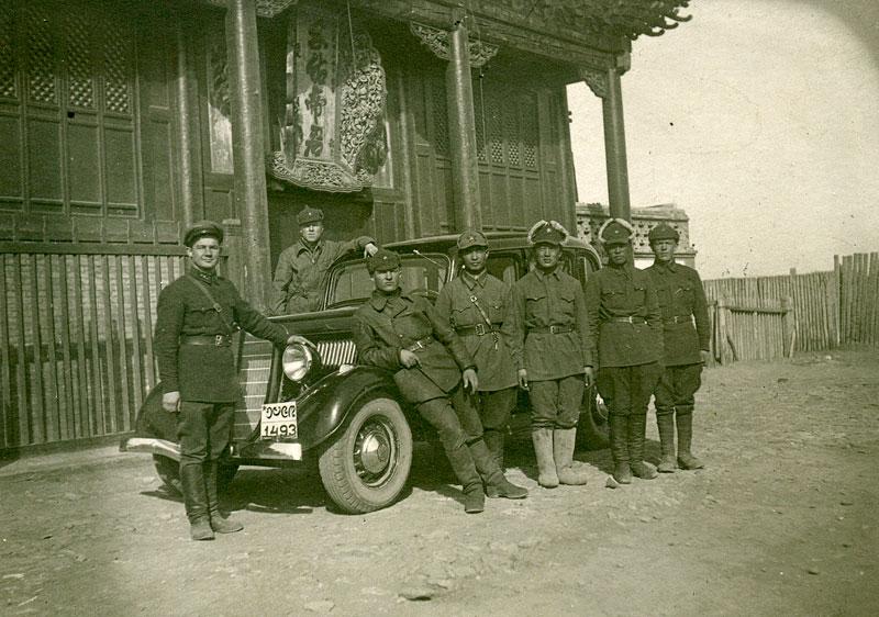 Мнра и ркка боевое братство монголия
