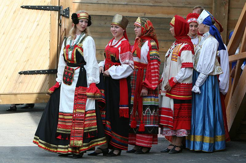 Костюмы русские народные для детей фото