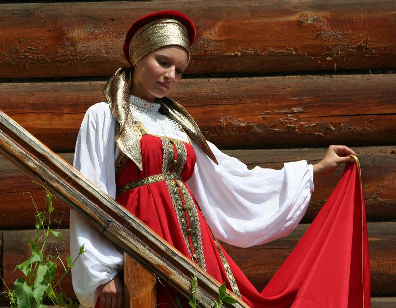 Русский сарафан сшить. Фото-сайт о моде и стиле