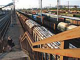 Железнодорожная станция Тайшет