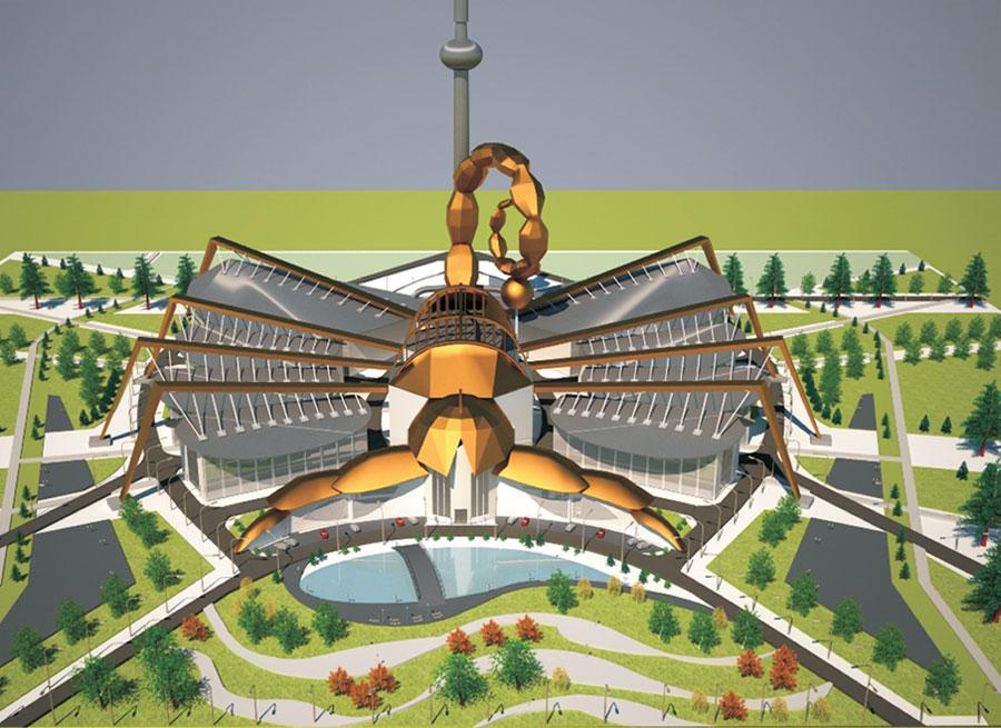 Архитектура мусороперерабатывающего завода в Иркутске Дипломный  Архитектура мусороперерабатывающего завода в Иркутске Дипломный проект